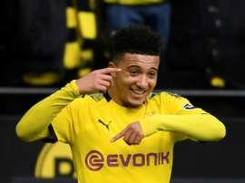 Dortmund could sign Webster. AFP