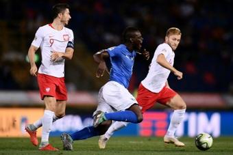 Sacchi slammed Balotelli. AFP