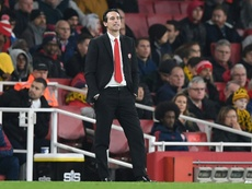 Pressure grows on Emery as Lacazette salvages late point for Arsenal. AFP