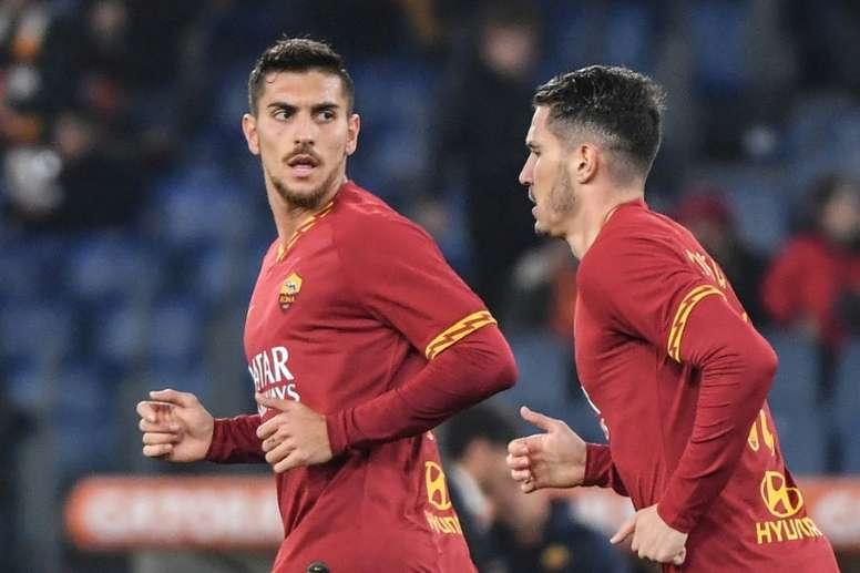 A Roma e Pellegrini negociam um novo contrato. AFP