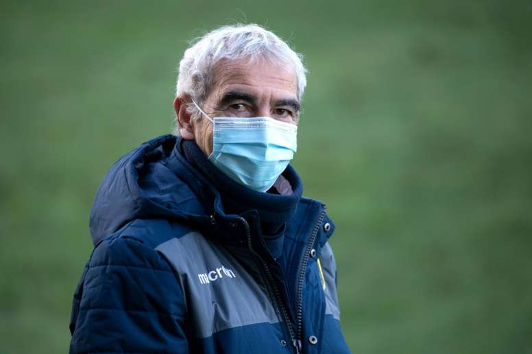 10 years after World Cup fiasco, Domenech back in dugout. GOAL