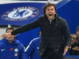 Conte refused to comment on reports of interest in his services from Real Madrid. GOAL