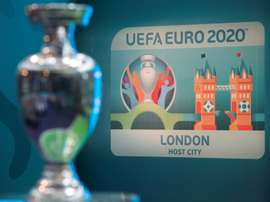 London is one of 12 host cities for Euro 2020. AFP