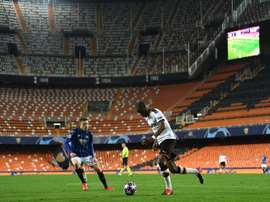 Wass dà la colpa a Atalanta-Valencia. AFP
