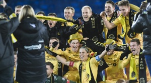 Boom de fútbol noruego. AFP