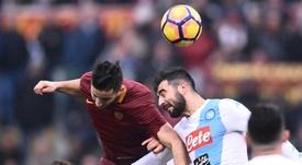 Le Napoli veut payer moins pour Manolas. AFP