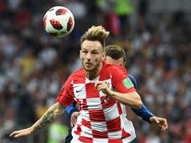 Rakitic bids farewell to Croatia squad