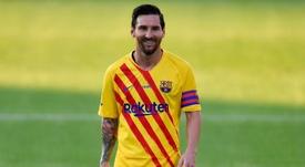 El ex agente de Messi habló del interés del Arsenal. AFP