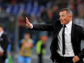 Andreazzolli has returned as Empoli coach. AFP