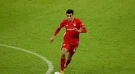 Le Bayern Munich, prêt à blinder sa pépite. AFP