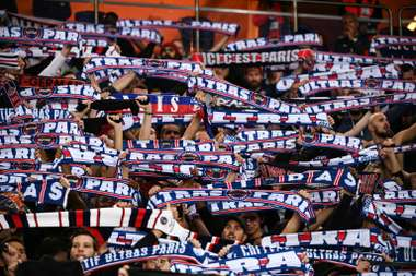 PSG's game against Dijon will go ahead. AFP