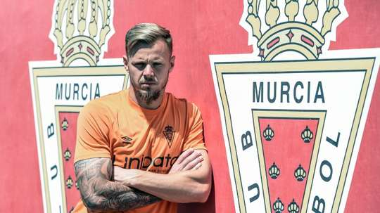 I'Anson is one of three Englishmen to have played in Spain's top three tiers this season. AFP