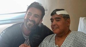 Mario Baudry thinks Diego Maradona's death was avoidable. AFP