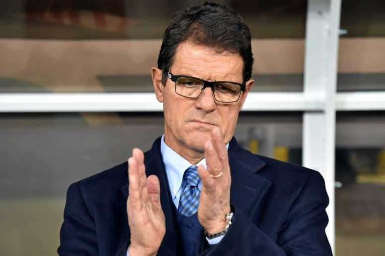 El técnico italiano no dirigirá a la 'Azzurra'. AFP