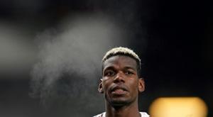Pogba falou sobre a sua fase no United. AFP