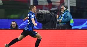 Acordo entre Atalanta e Chelsea está próximo. AFP
