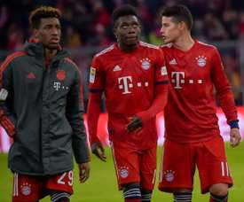 Bayern talent Davies ruled out of Canada game