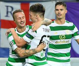 Tierney believes the double treble is an historic achievement. AFP