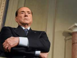 Berlusconi is considering buying Serie C club Monza, according to reports. AFP