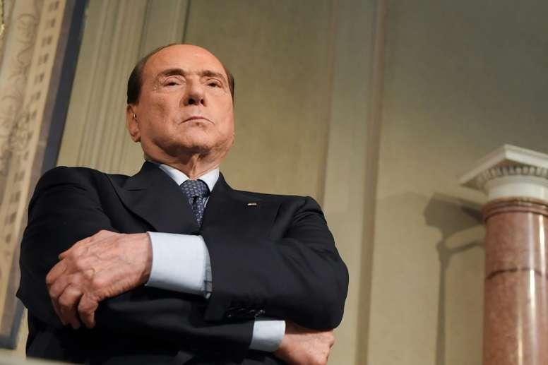 Sacchi desveló la noticia en 'Nove'. AFP