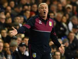 Steve Bruce's side conceded a last minute equaliser. AFP