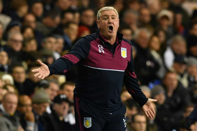 Villa were thumped by their Championship rivals. AFP