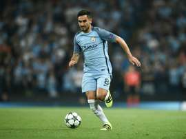 Ilkay Gundogan could have played for Manchester United. AFP