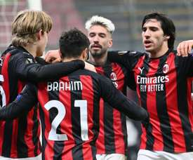 Juve, Inter play catch-up on AC Milan before big European games