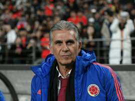 Queiroz led Iran to the 2018 World Cup finals. AFP.