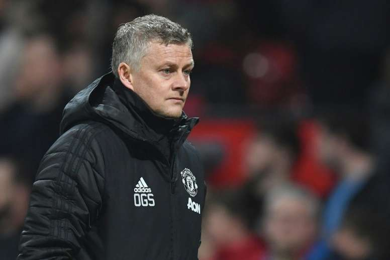 El United dará pleno poder al técnico para que fiche a su antojo. AFP
