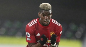 Pogba's renaissance comes at perfect time for Man Utd. AFP