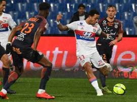 Lyon have not won for six games. AFP