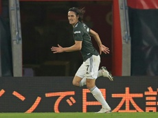Cavani investigated by English FA over social media post. AFP