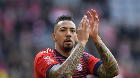 Boateng is linked with PSG. AFP