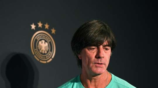 Germany coach Joachim Loew looks forward to Euro 2024. AFP