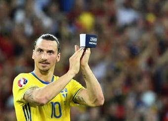 Ibra pourrait renoncer au choc contre l'Estonie. Goal