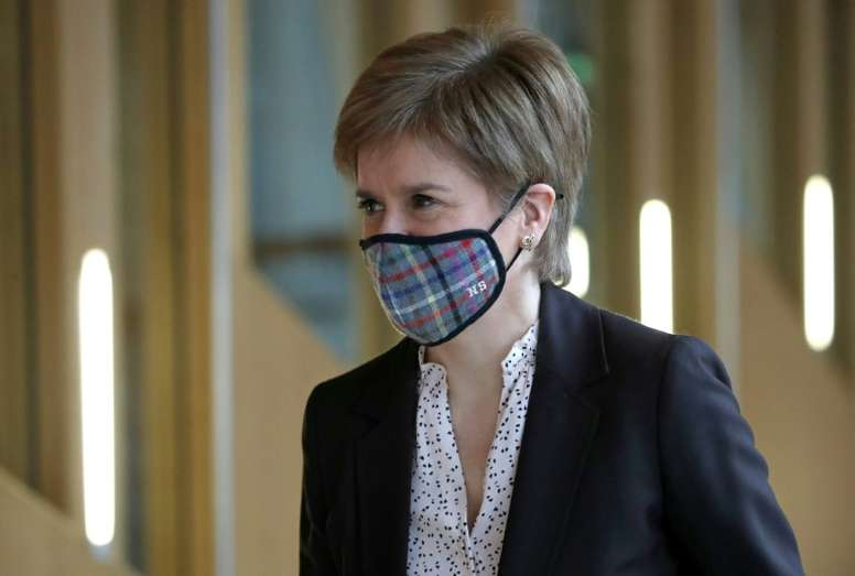 Scotlands First Minister has questioned Celtics trip to Dubai for a training camp. AFP
