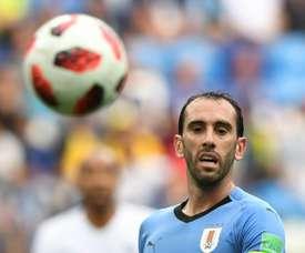 Uruguay ha sido derrotada por Corea. AFP/Archivo