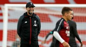 El Liverpool quiere a Ozan Kabak. EFE