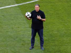 Nabil Maaloul se irá a la Liga Catarí. AFP