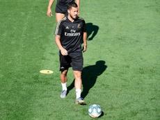 Injured Hazard to miss Madrid opener