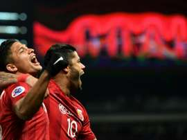 Elkeson shined as Shanghai SIPG cruised to victory.