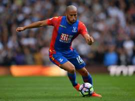 Townsend left Newcastle for Palace. AFP