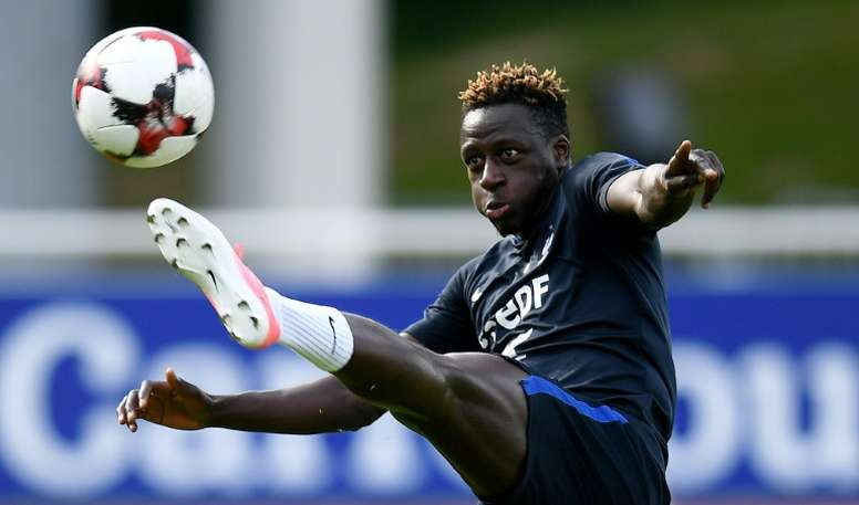 Mendy outlines World Cup ambition. AFP