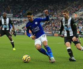 Perez haunts Newcastle as Leicester cruise. AFP