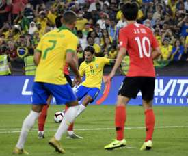 Brazil would only want Coutinho on loan. AFP