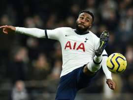 Tottenham defender Danny Rose will not give up his salary. AFP