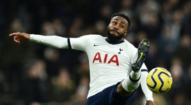 Danny Rose and other footballers have been told they should take a pay cut. AFP