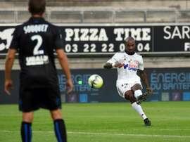 Kakuta pourrait rester en Ligue 1. AFP