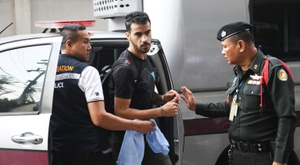 Australia PM urges Thailand to free refugee footballer
